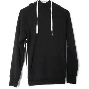 Nike Sweatshirt Hoodie Cotton Black